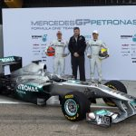 Mercedes, Red Bull, Toro Rosso y Williams presentan sus coches